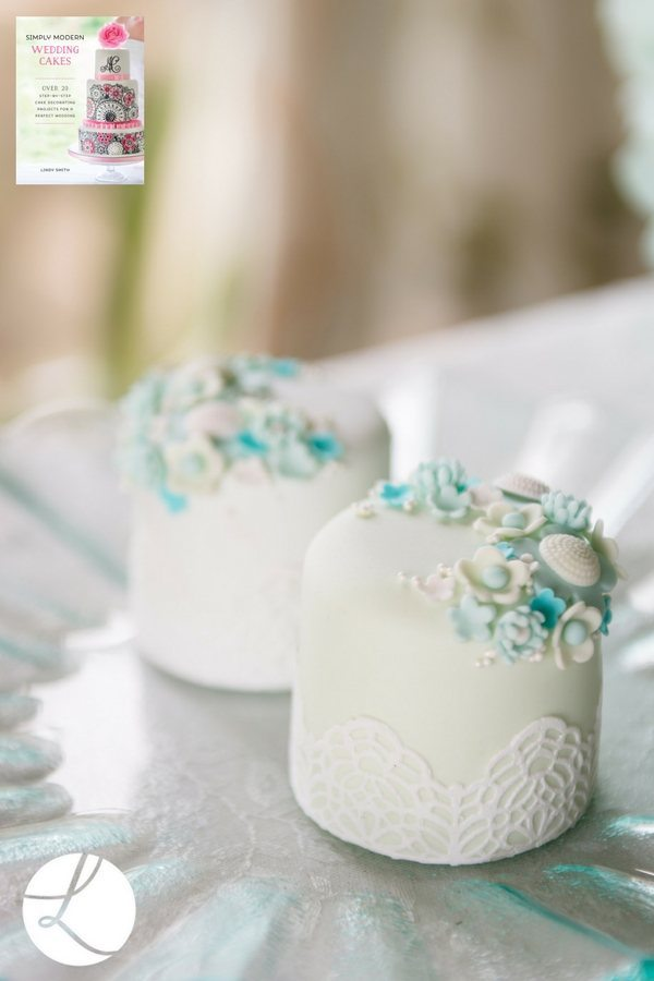 Mini Cakes To Inspired You By Best Selling Author And Cake Designer