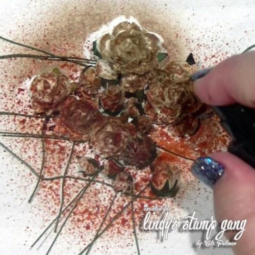 Grunge Flowers 3