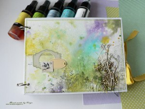lindy's may color challenge- veronika