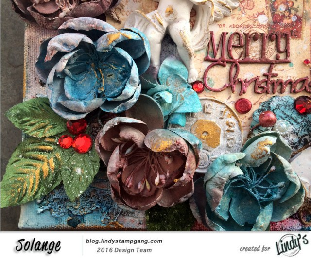 Christmas Canvas by Solange Marques using Lindy's Stamp Gang products-04