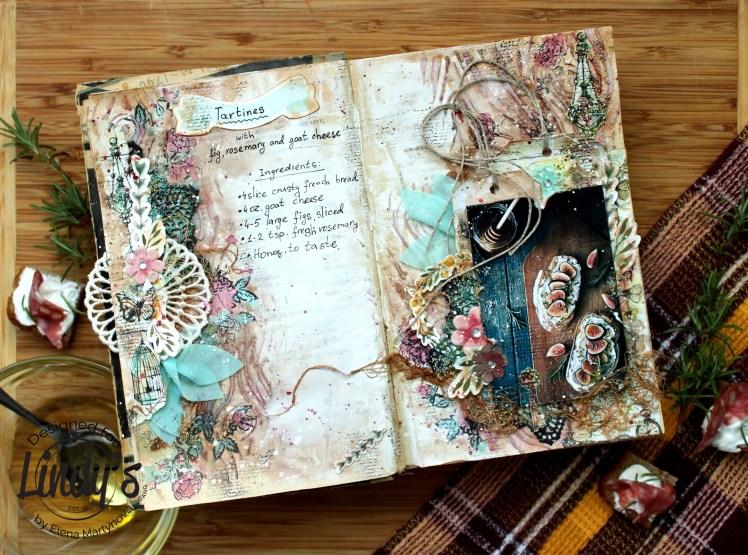 art-journal Tartines 030L