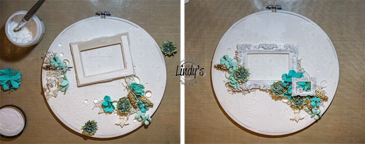 Frame Hoop by Pascale B.
