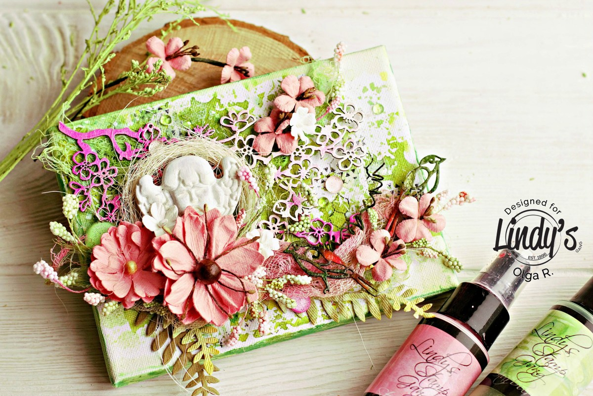 Blooming Canvas with Olga Ravenskaya