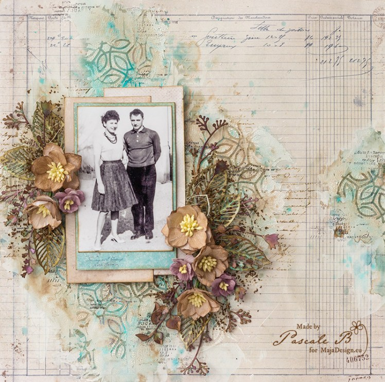 Mom and Dad by Pascale B.