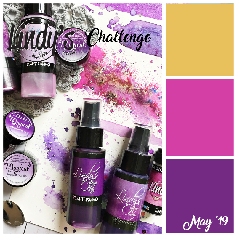 Lindy's Magical May Challenge
