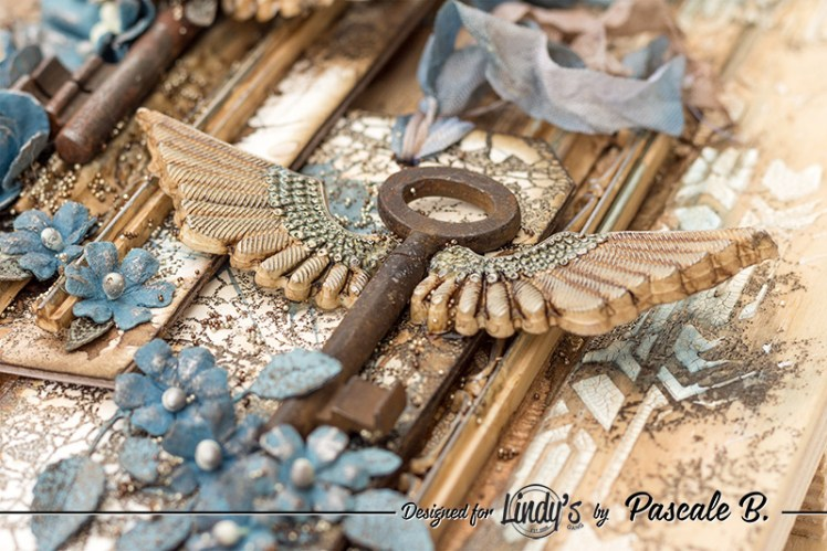Flying Keys by Pascale B.