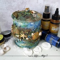 Sea Treasures Box with Alicja