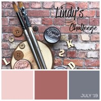 Lindy's Earthy July Color Challenge