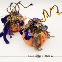 Pumpkin Home Decor by Maria Lillepruun