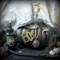 Halloween Pumpkin with Lindy's by Viktoriya P.