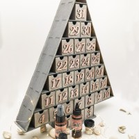 Mixed Media Advent Calendar with Maria Lillepruun