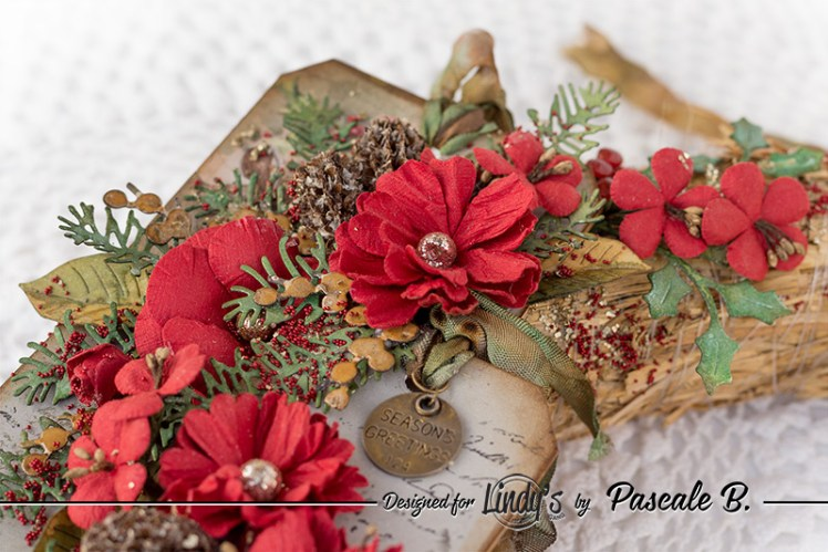 XMas Wreath by Pascale B.