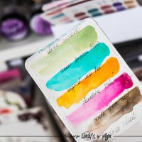 How to create Lindys color samplers & organise them in a convenient way