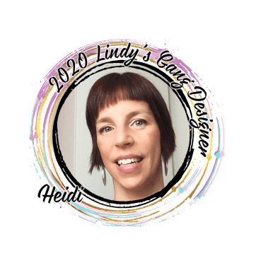 Lindys badge 2020 Heidi