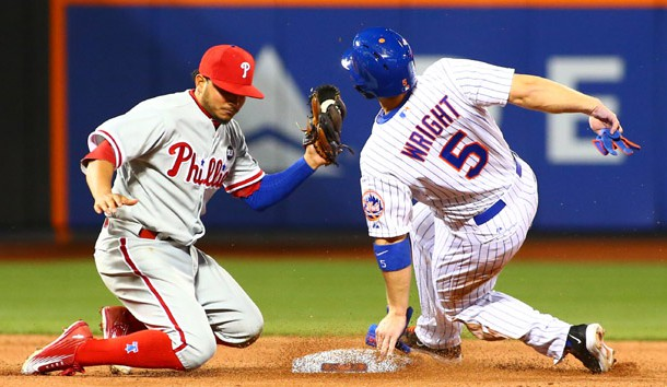 Wright Hurt In Mets' Win Vs Phillies Lindy's Sports