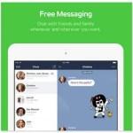 iPadでLINEを使うためのFacebookアカウントを作成する方法