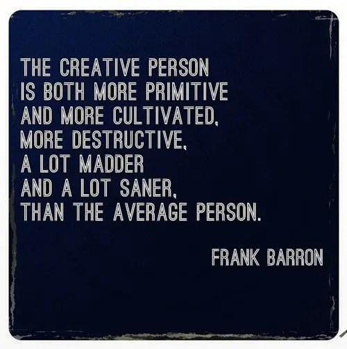 The-creative-person