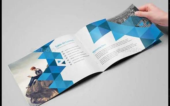 40 Print Ready Brochure Templates Free And Premium