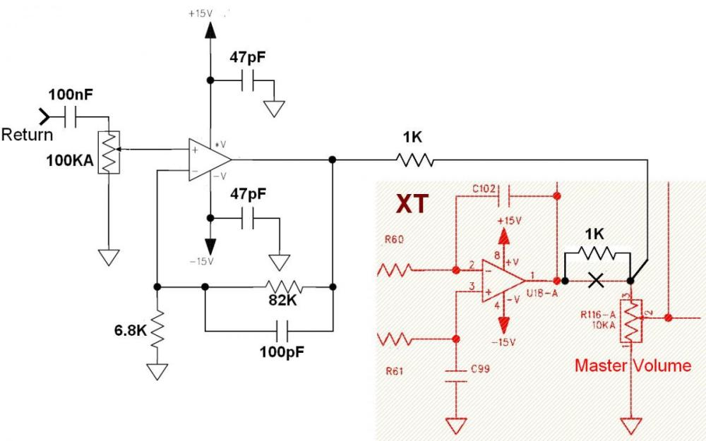 medium resolution of schematic for pod xt pod 2 0 pod xt pocket pod floorpods line line 6 circuit diagram