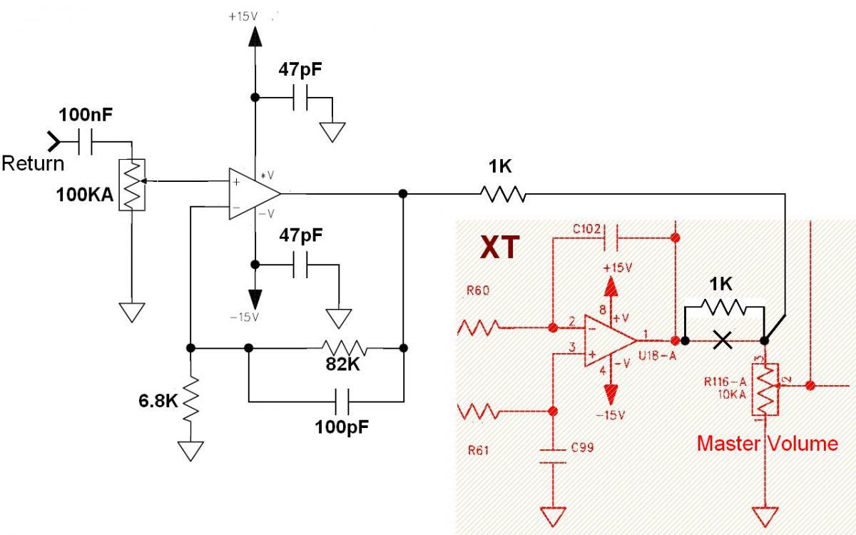 hight resolution of schematic for pod xt pod 2 0 pod xt pocket pod floorpods line line 6 circuit diagram