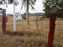 Attachment 23 - Century Farm East of Gananoque. Apr 9 2013