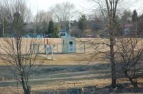 Valve 26 behind Glenburnie Public School