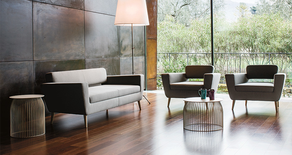 Modern Lobby Seating - Linea
