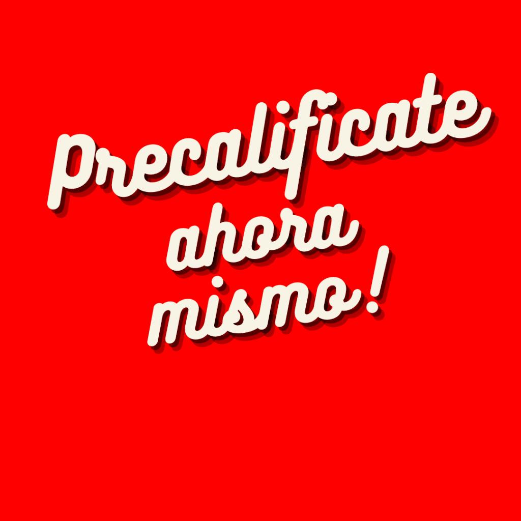 PRECALIFICACION DE LINEA 4 DE INFONAVIT