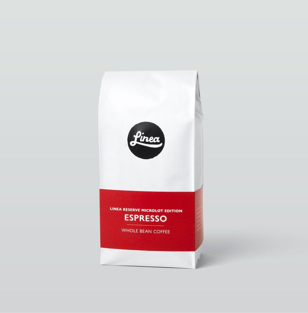 Linea Caffe Espresso Coffee