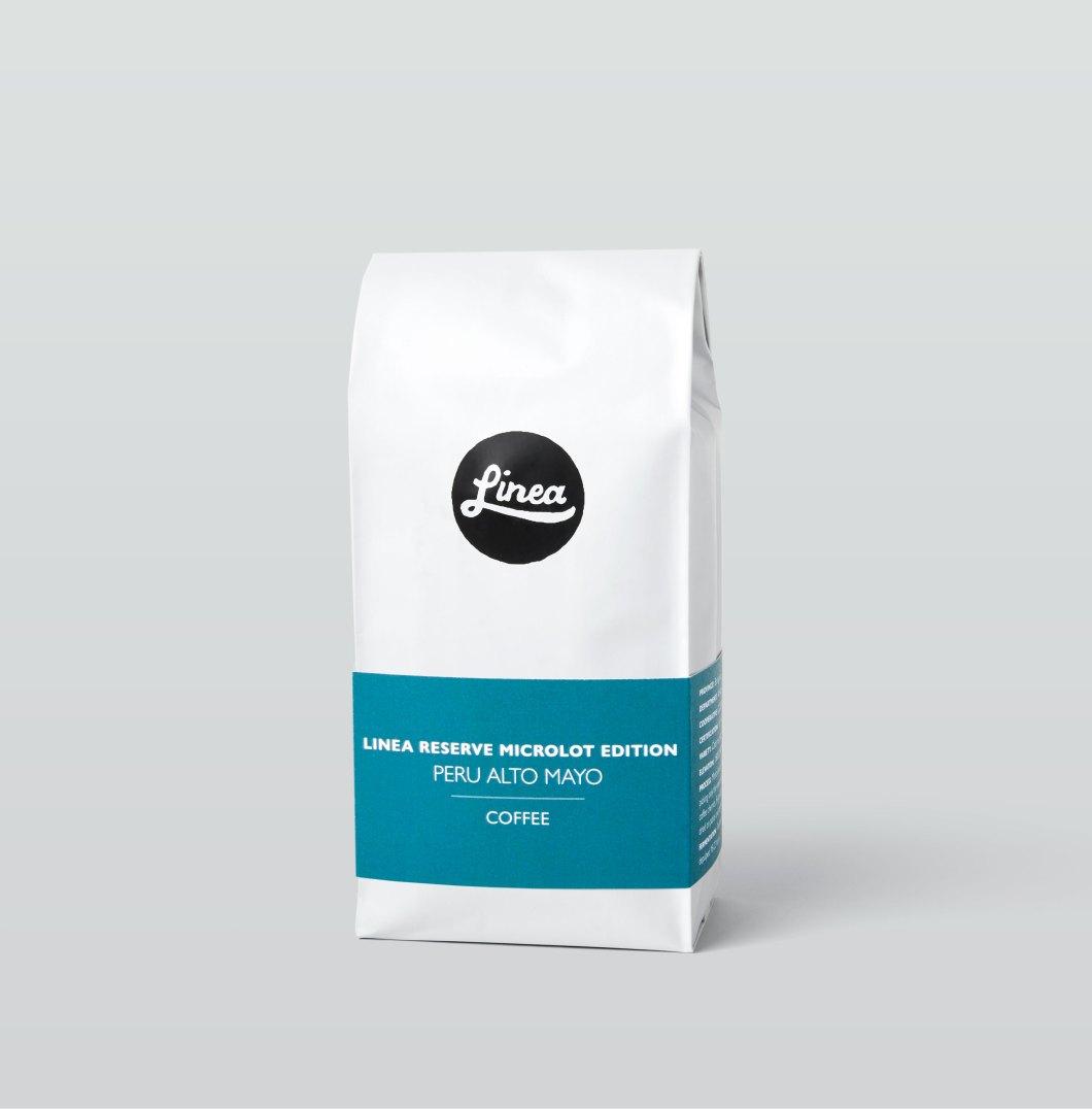 Linea Coffee Peru Alto Mayo Coffee