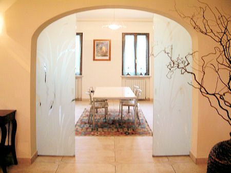 Porte ad arco  Linea Casa Finestre