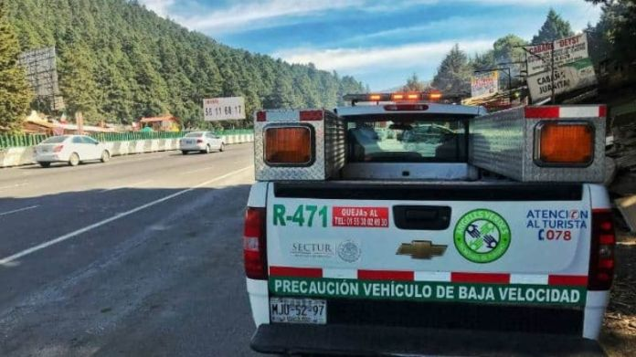 """""""Avoid traveling on highways"""": Green Angels ask the population through the """"Nora"""" pass"""