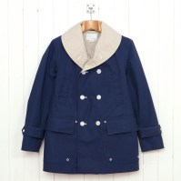 Nanamica shawl collar coat | Lineage of influence
