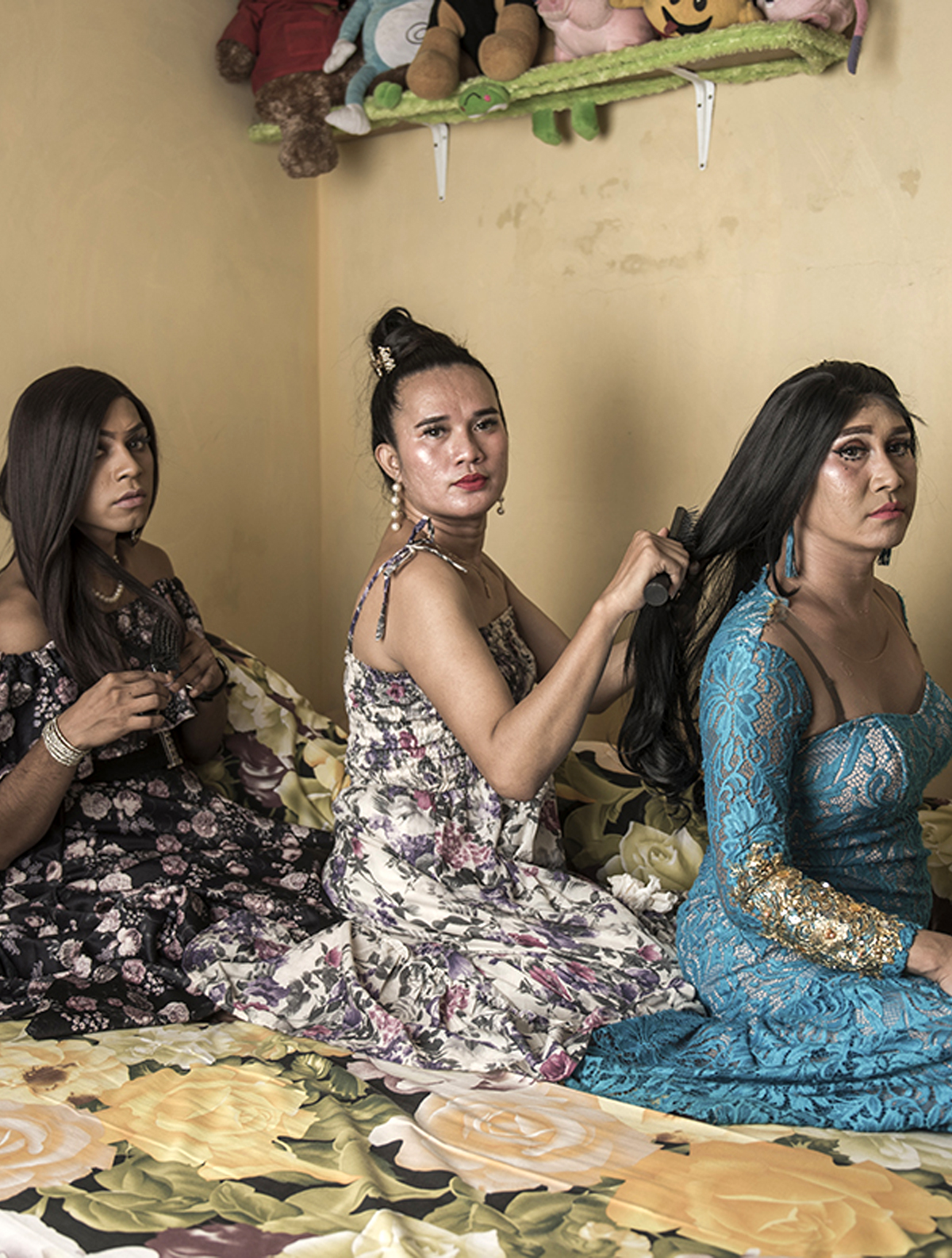 """""""Between Color and Voice"""" — A New Hope For Indonesian Trans Women"""