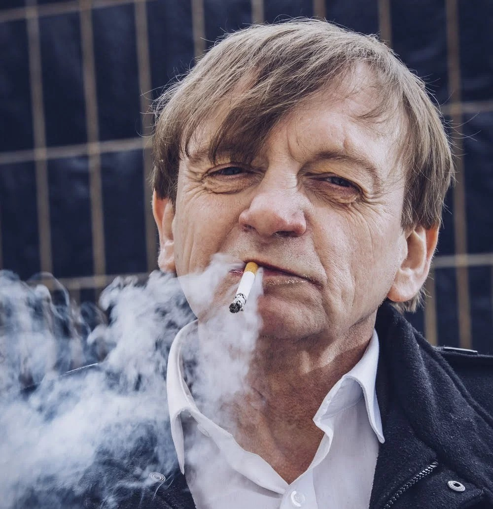 Il Ghigno Di Mark E. Smith