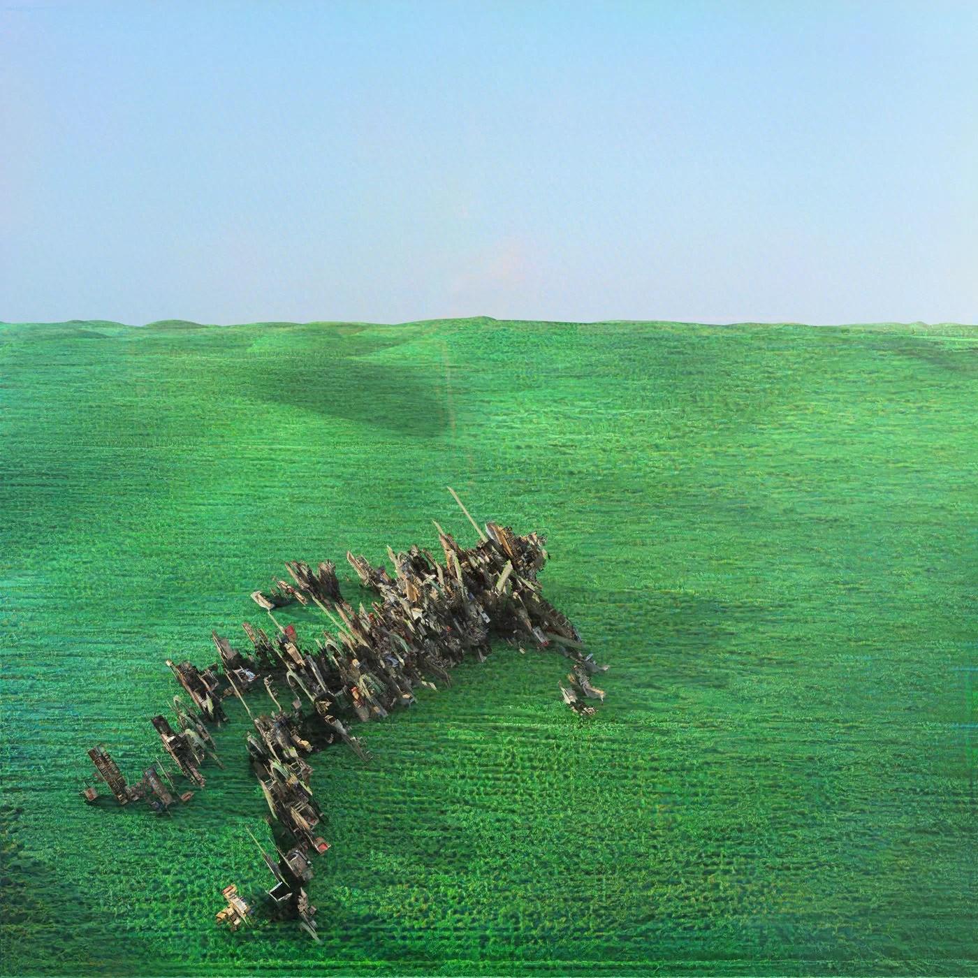 Squid – Bright Green Field