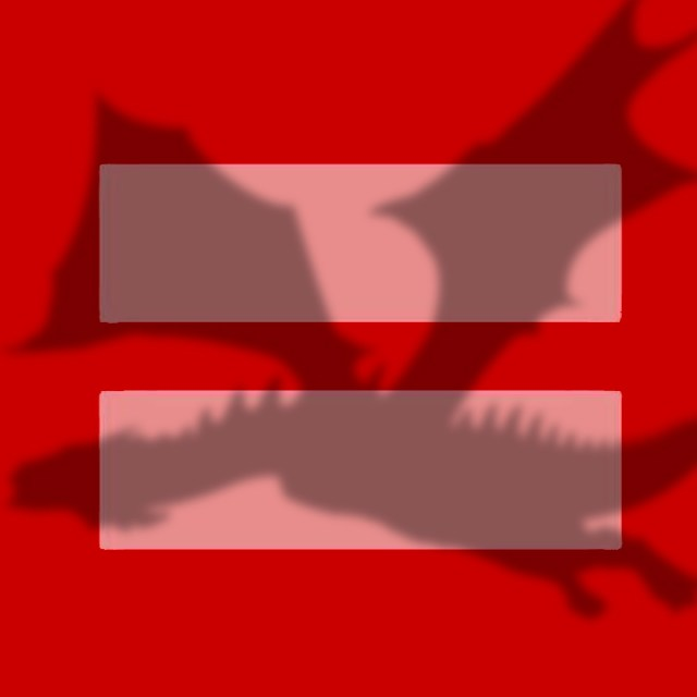 The new HBO print campaign references the role of Daenerys Targaryen's dragons in Game of Throne's upcoming 3rd season, and also the struggle of gay and lesbian Americans to secure fundamental, inalienable human rights - (AP Photo)
