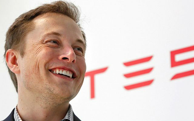 Tesla CEO Elon Musk. - (AP Photo)