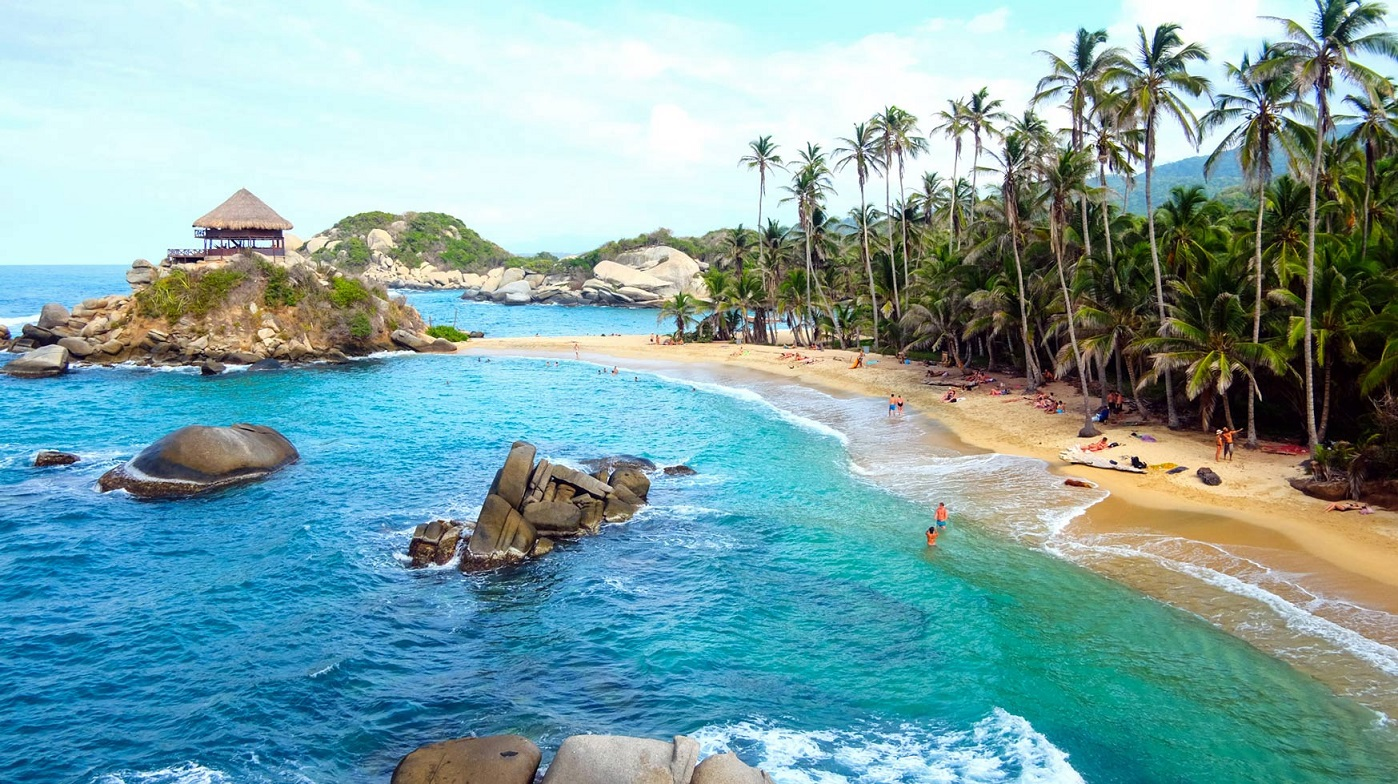 playas parque tayrona viajes linearcol