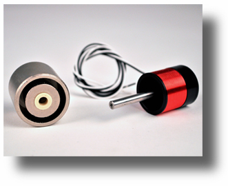 Linear Motion - Voice Coil Motors with Bearings