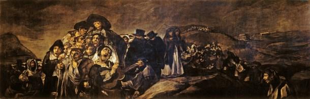 peregrinación Goya