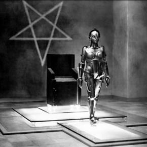 """""""Metrópolis"""", de Fritz Lang (1926)."""