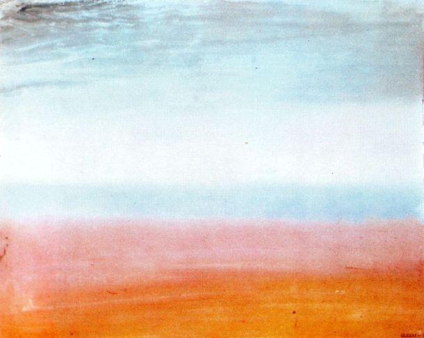 """Trama de colores"" (1819). Turner"