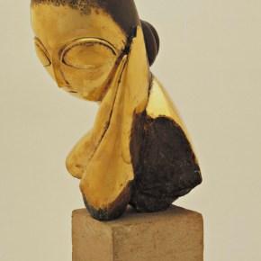 """Mademoiselle Pogany"", de Constantin Brancusi (1913)."