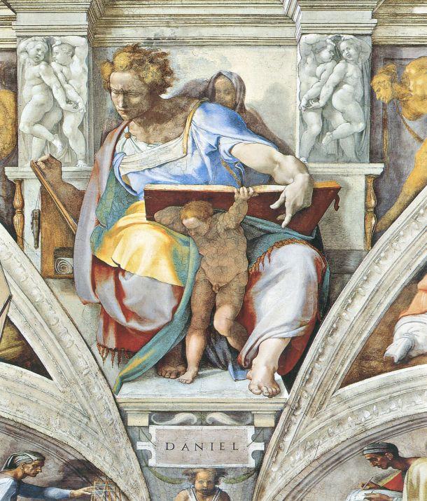 El profeta Daniel.