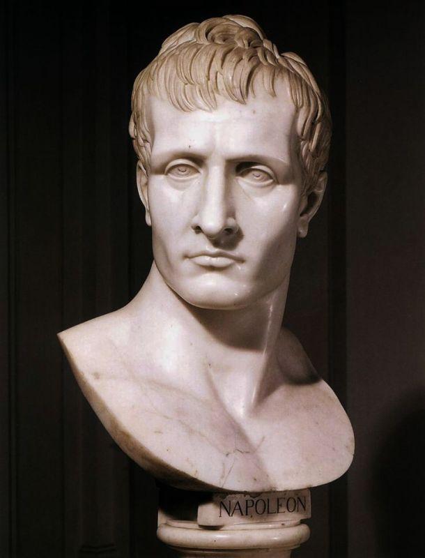 """""""Napoleón como Primer Cónsul""""."""