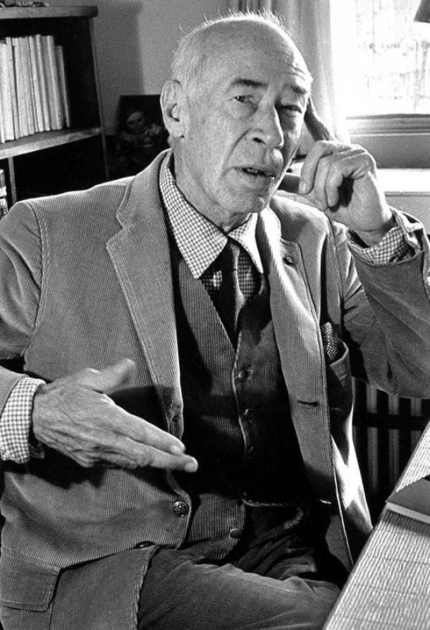 Henry Miller, 1961.