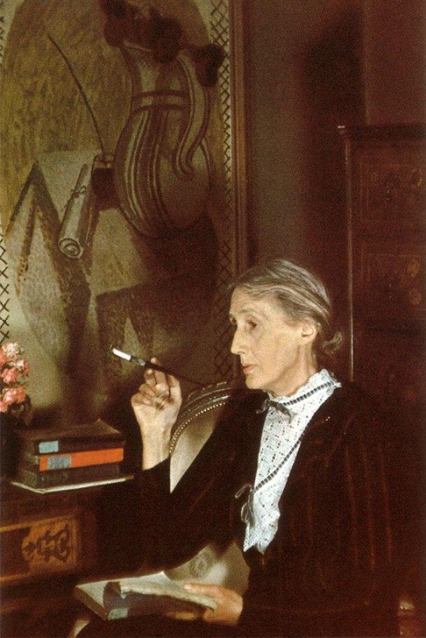 Virginia Woolf, 1939.