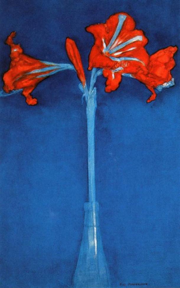 Piet Mondrian 7