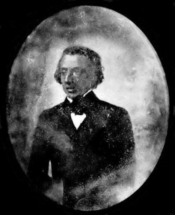 Chopin daguerrotipo